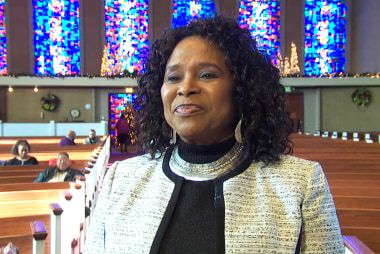 Birmingham church member inspired by K.I.N.D.
