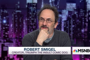 The man behind Triumph the Insult Comic Dog