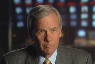 Brokaw on Nov. 22, 1963