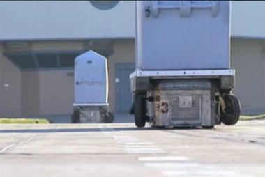 Lockup Oakland: Robotic Assistance