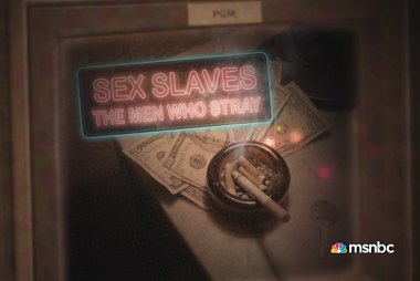 Sex Slaves: The Men Who Stray