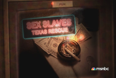 Sex Slaves: Texas Rescue