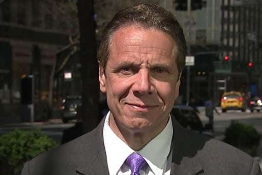 Gov. Cuomo: 'I'm proud to say NY is...