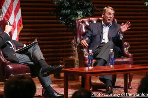 Listen to John Boehner call Cruz 'Lucifer'