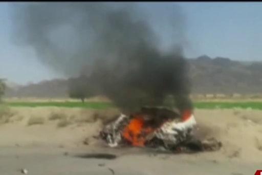Taliban names successor after killing