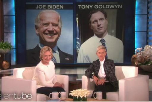 Ellen helps narrow Clinton's VP shortlist