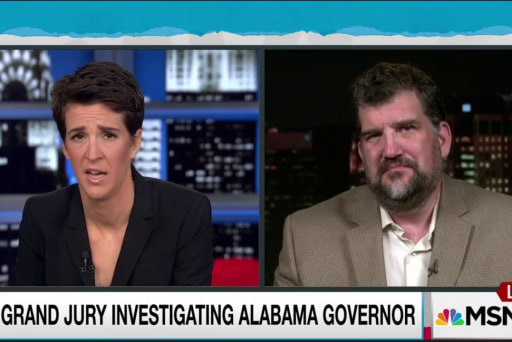 Grand jury investigating Alabama governor