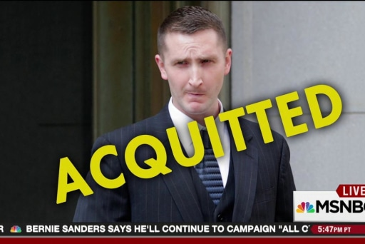 Driver acquitted in Freddie Gray case