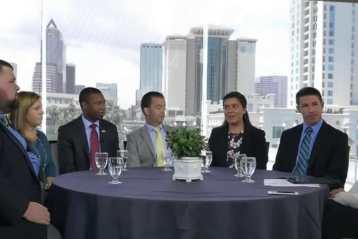 Voter roundtable discusses immigration