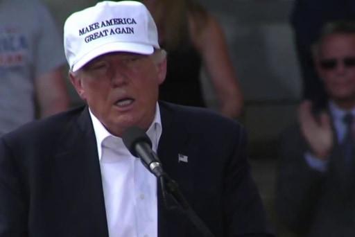 Donald Trump vets potential VPs