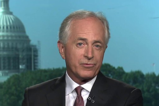 Corker: Trump has tapped the American psyche