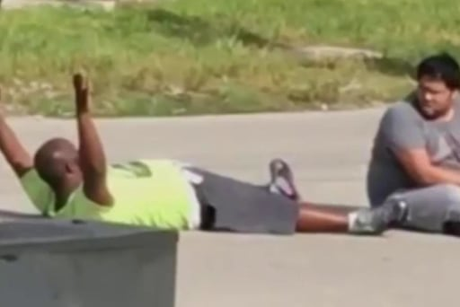 Unarmed caretaker shot by officer