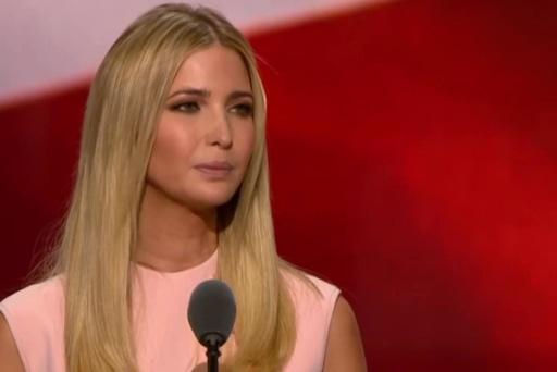 Ivanka Trump makes bid for women