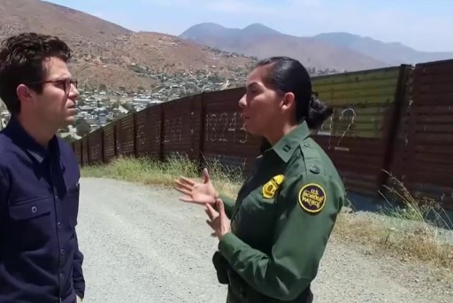 Reality check on the southern border