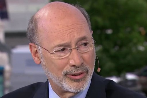 Pennsylvania governor weighs in on DNC