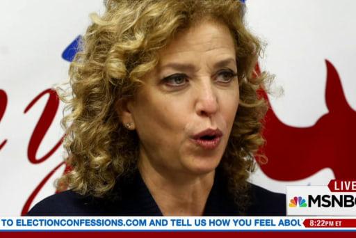 Debbie Wasserman Schultz out as DNC chair