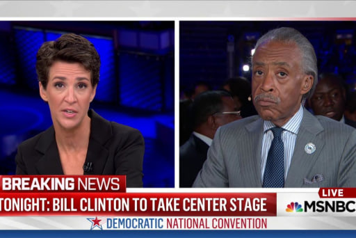 DNC puts spotlight on black lives