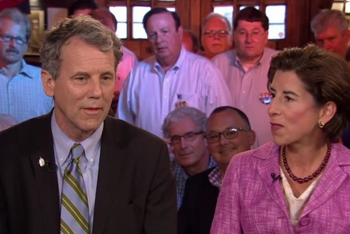 Rhode Island governor: This is a historic...