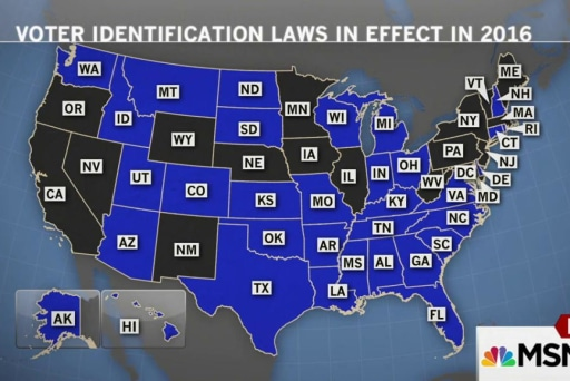 NC Voter ID Law 'Discriminatory'