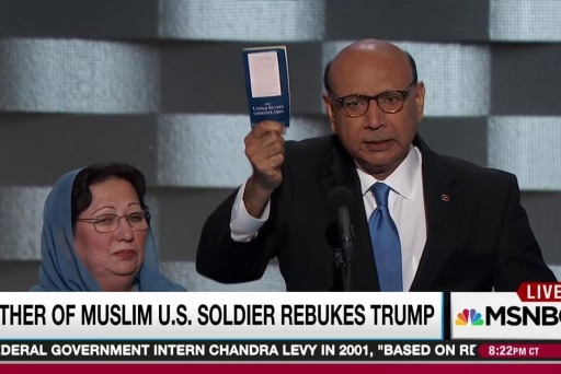 Parents of Muslim US soldier move Americans