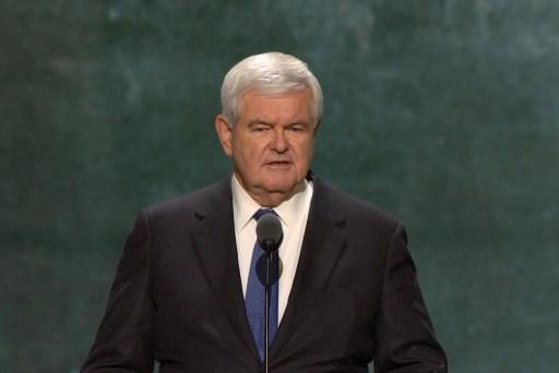 Newt Gingrich addresses RNC