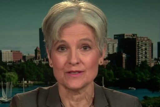 Stein: Voters 'Clamoring For Something Else'