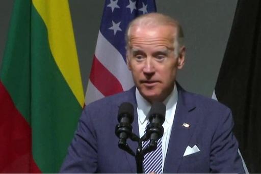 Biden reassures Baltic allies of US fidelity