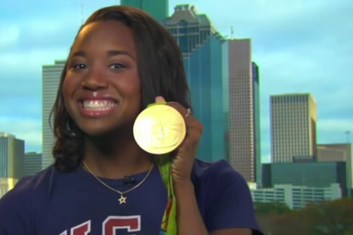 Simone Manuel on Olympic cultural milestone