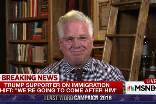 Glenn Beck on Trump's 'dog whistle'