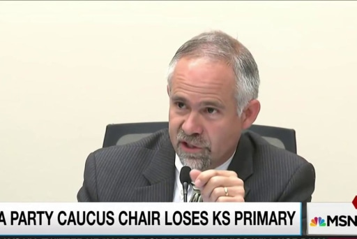 Huelskamp is primary season's biggest loser