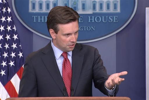 White House on why Iran was given cash