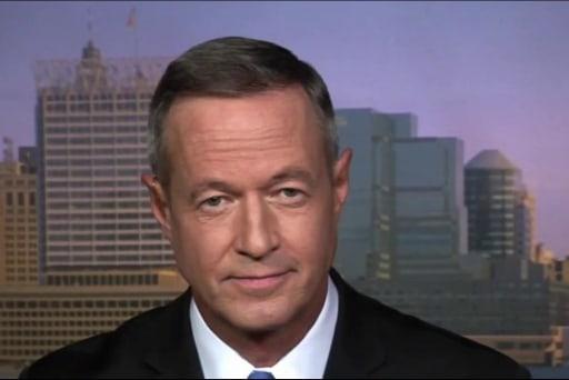 O'Malley: Clinton a 'well-prepared' debater