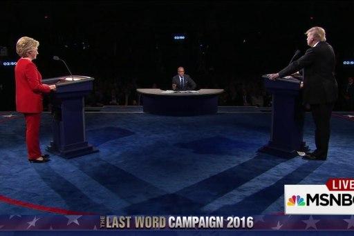 When class president & class clown debated