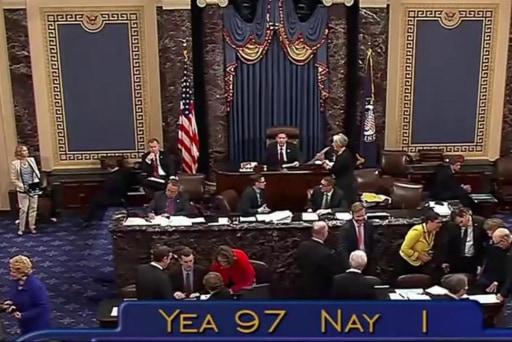 Senate sends 9/11 bill back to House