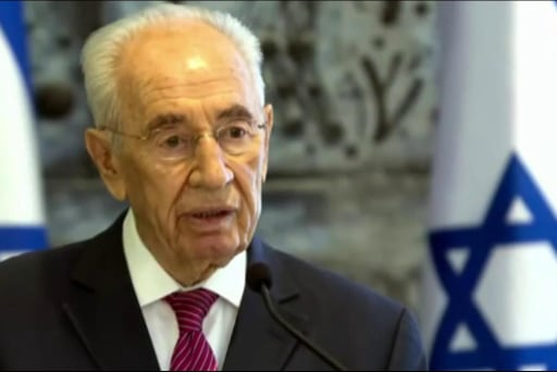 World says farewell to Shimon Peres