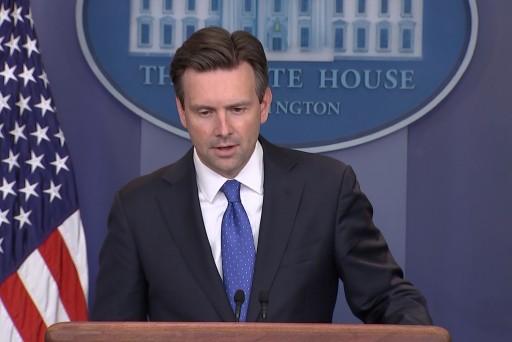 White House responds to debate