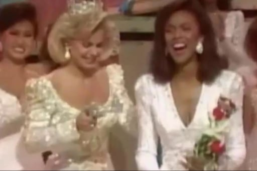 Fmr. Miss America reacts to Trump comments
