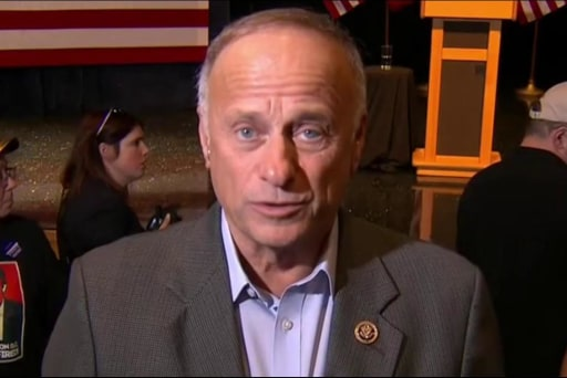 Rep. Steve King Rips Paul Ryan's 'Wrong Move'