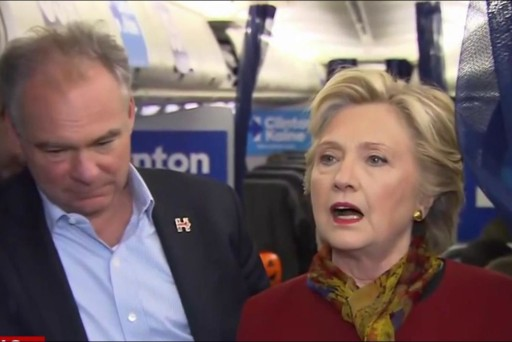 Clinton shifts focus to House and Senate