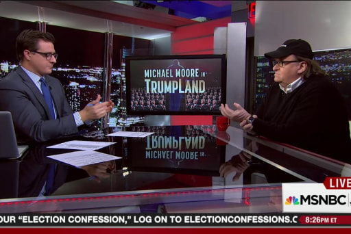 One-on-one with Michael Moore: Part 2