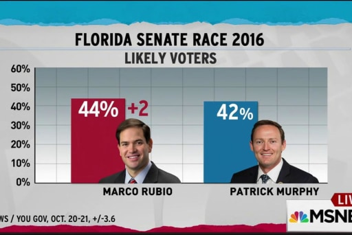 Are Democrats missing chance to eject Rubio?