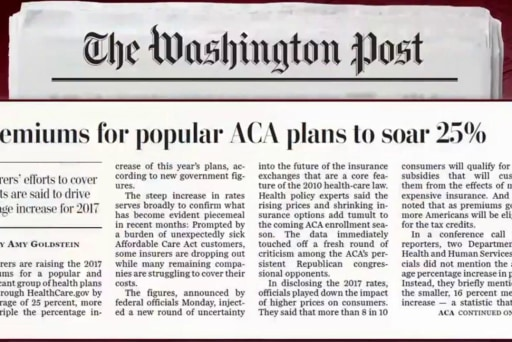 Affordable Care Act premiums set to rise