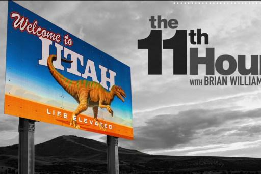 Battleground Utah?