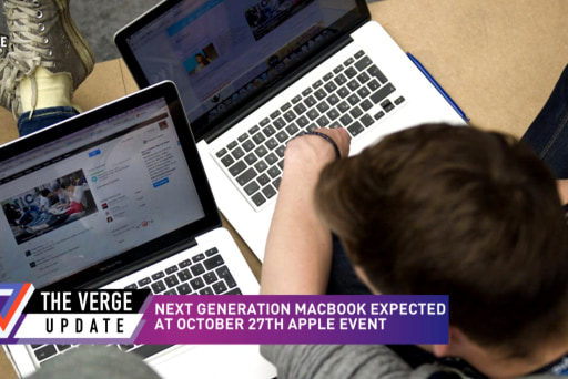 Next generation Macbook expected at...