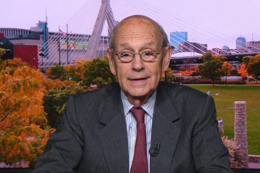 Justice Breyer on 4-4 split, election and...