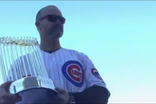 Chicago cheers Cubs win with victory parade
