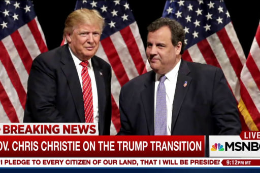 Will Bridgegate cost Christie a Trump...