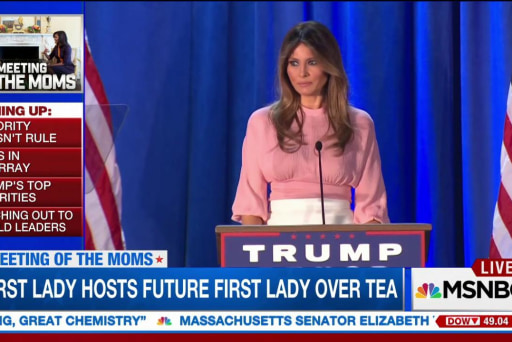 What will Melania Trump do for Americans?