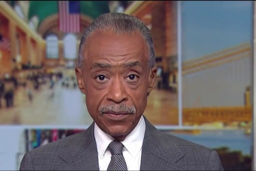 Al Sharpton: Dust yourself off, and get busy
