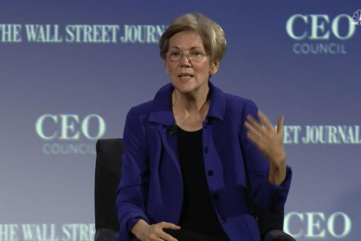 Warren: 'Bigotry is bad for business'